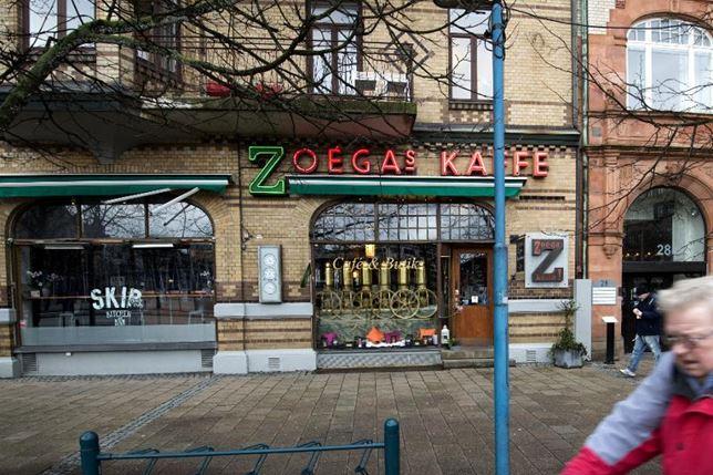 Zoegas cafe