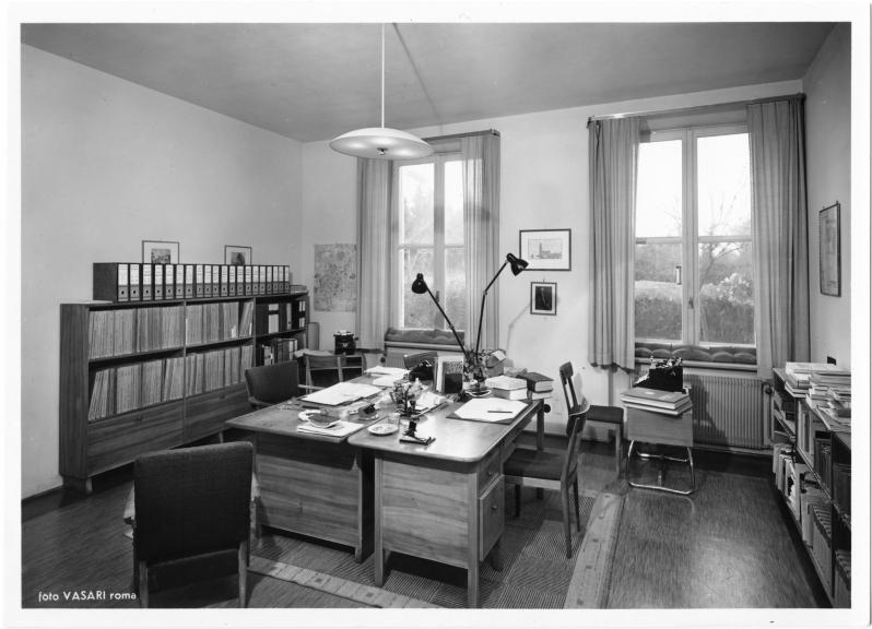 CC SI rum med skrivbordARKM.1984-102-1341