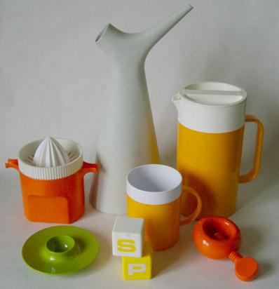 Bernadotte sample of kitchenwares