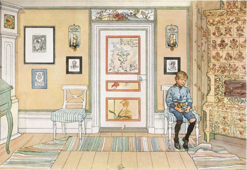 in-the-corner-1894Carl Larsson