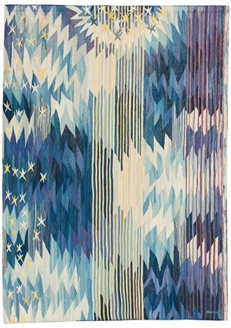 barbro-nilsson-tapestry 60-69 from Artnet