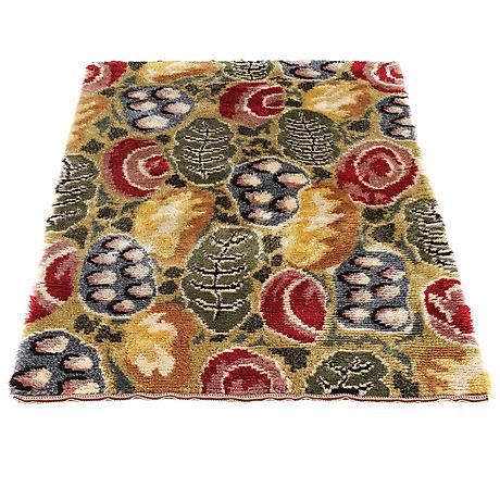 Josef Frank rug prob woven by IHK 1930s-40 Goteborg Aw5_31_15