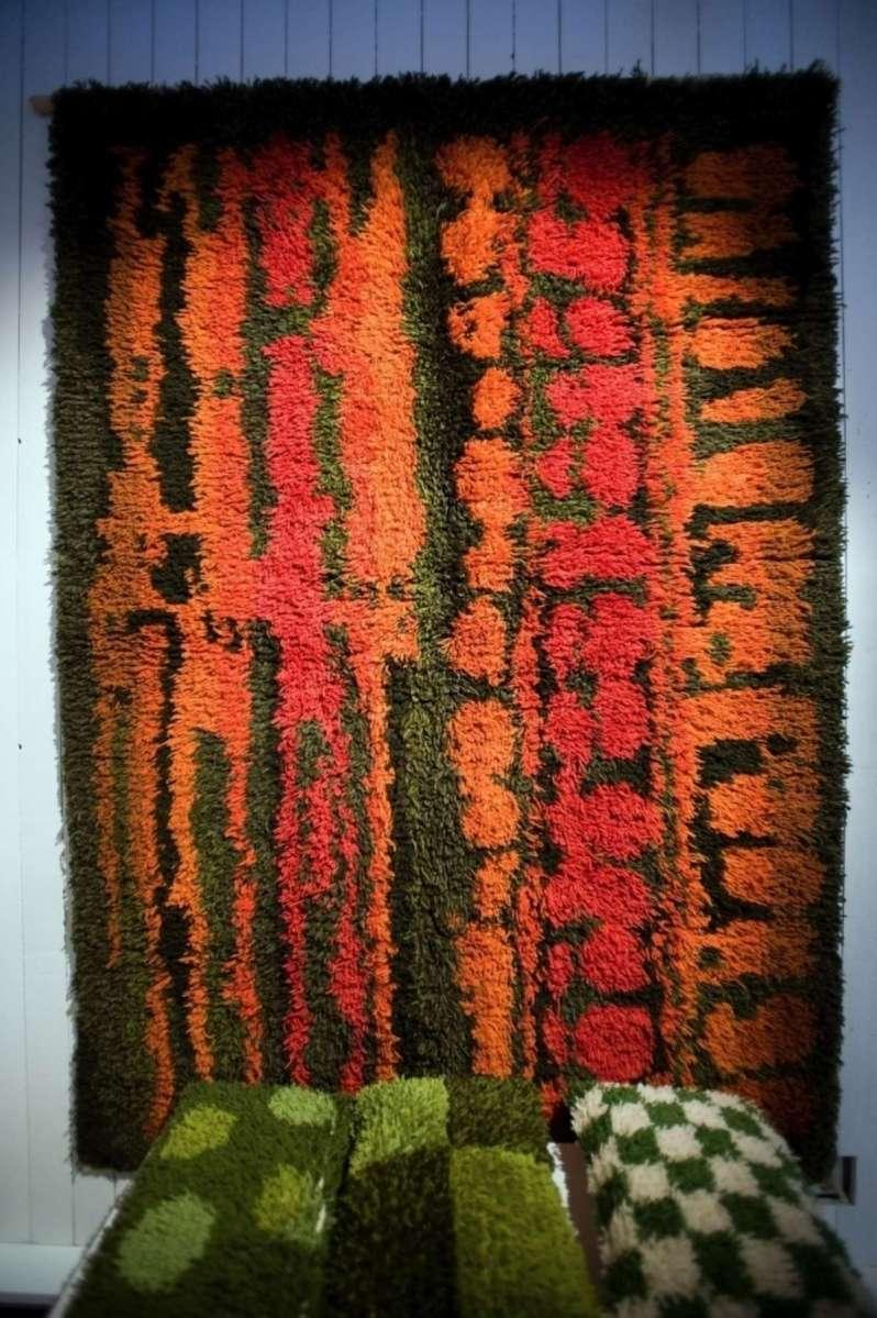 10c. Britta Sandersog Marlek rug at 2009 show, photographer Janne Eriksson1200