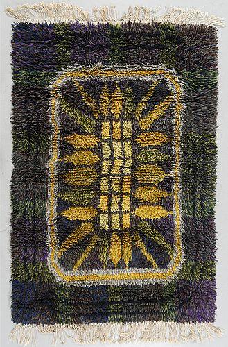 5g .Inger af Klercker Yellow rya 160x120 bukows 11-4-16
