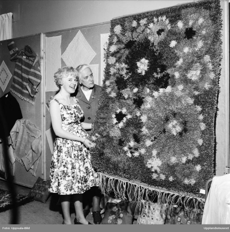 8h. Margareta Grandin from Digigalt museum unidentified. UB008061