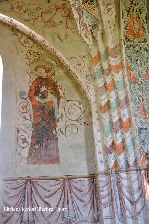 3d.Litslena kyrka Barbro Thörn