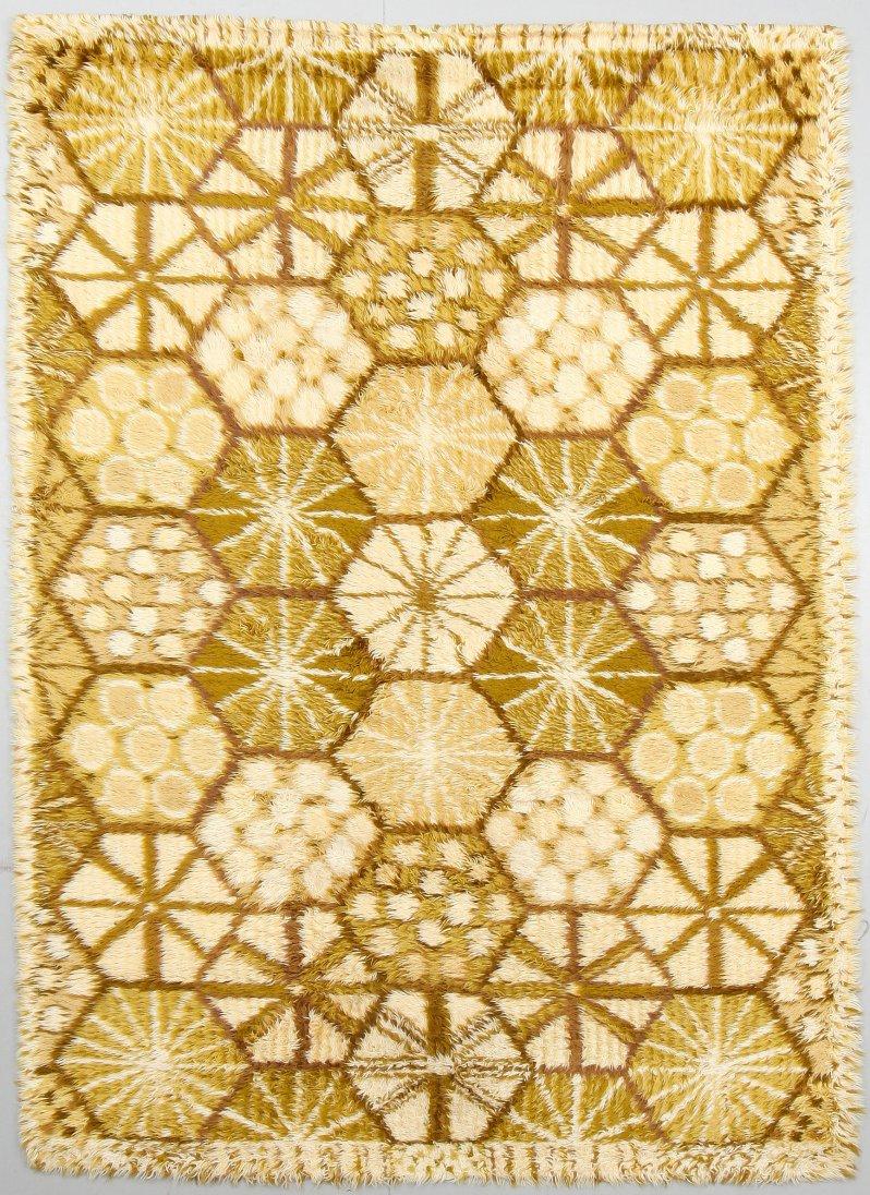 """23.""""Stjärnorp"""", Marianne Richter, Östergyllen. 230 x 165. Buk 7 28 11"""