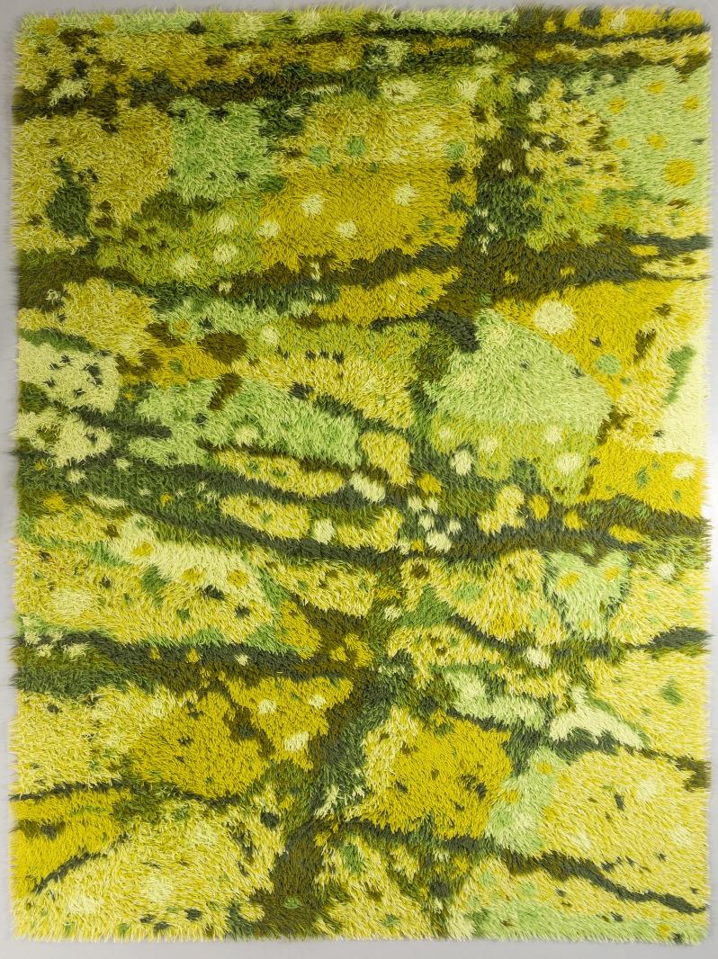 """,95 """"Dovre"""", Sara Richter, Wahlbecks Linköping. Ca 232 x 154 cm.Buk 4 10 16"""