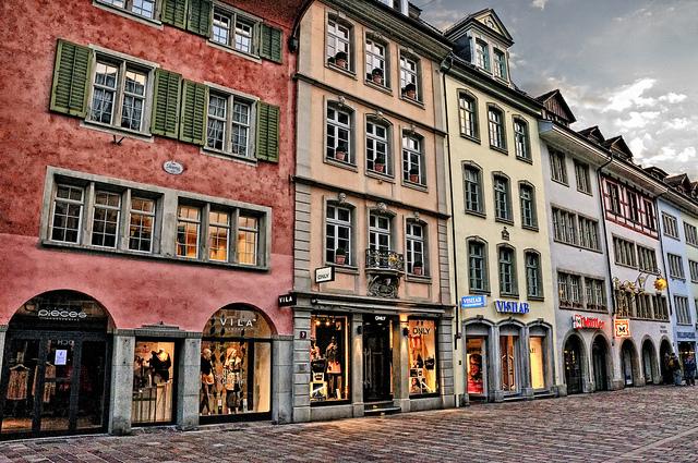 2. Winterthur from flicker