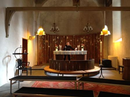 18, Söderala kyrka from Sveska Kyrkan website