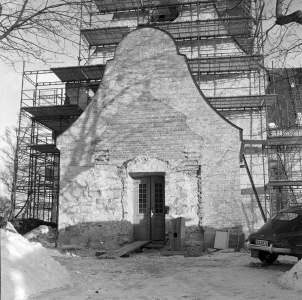 1a Eyvind Unnerbäck Kulturmiljöbild, Riksantikvarieämbetet Wikimedia Söderala_kyrka_-_KMB_-_16000200039317