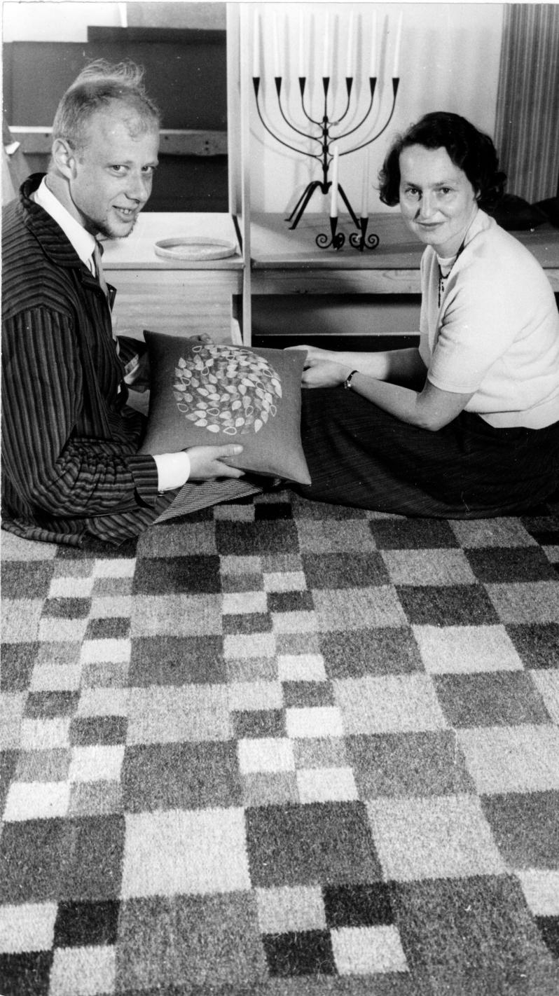1b.Raine Navin o Kerstin Butler 1963