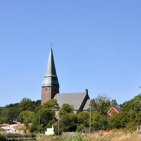 3. Lyse kyrka Barbro Thörn