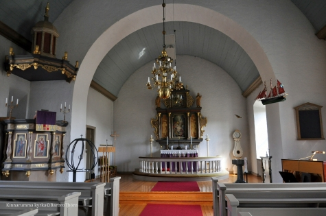 42 Kinnerumma kyrka Barbro Thorn from KK