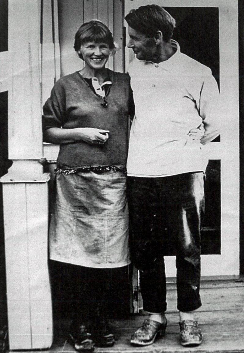 4 .Gerd Nikolas Göran family photo used in Hällefors profile