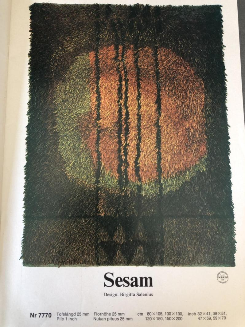 24. Sesam page prob from 1968 brochure from etsy ScandinavianSeance