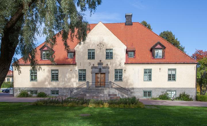 14. Anna Hådell Kaktus rug for tingshuset leksand Ombyggnad built 1918