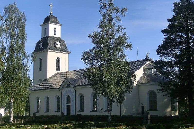 11. 1958 rugRamsele_nya_kyrka_1 wikimedia