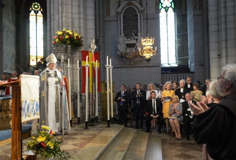 24f Uppsala catedral Reuters phtoantje-jackelen-archbishop-of-the-church-of-sweden-at-uppsala-cathedral