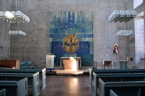 49b5 the 12 apostles by AL OK St Petri Kyrka Eskilstuna Barbro Th;rn KK