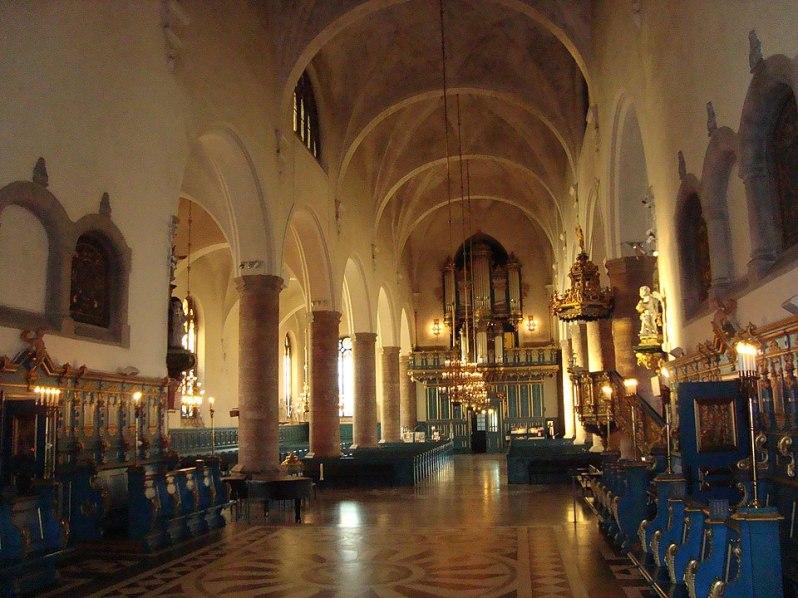 59. 960px-Falu_Kristine_kyrka_interiör Calle Eklund foto via wikimedia _7