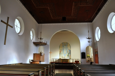 66amarma kyrka interior barbro thorn