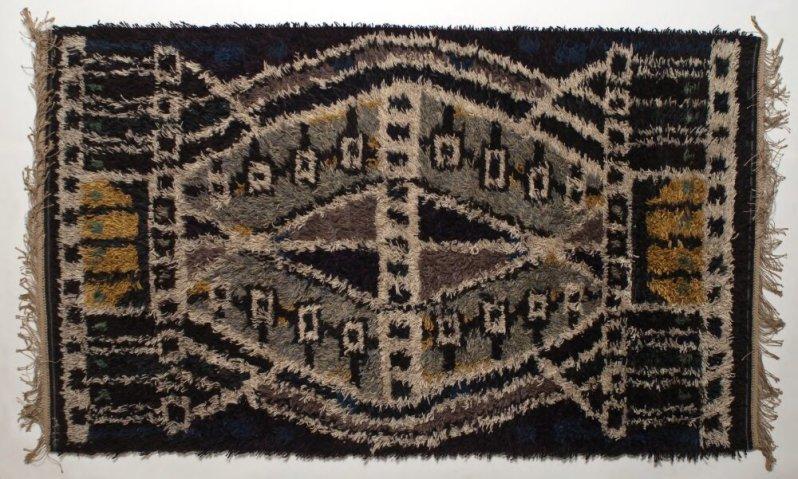 BAnna Lisa Odelqvist Kruse signed ALO rya rug 200x115 in National Museum )download ok