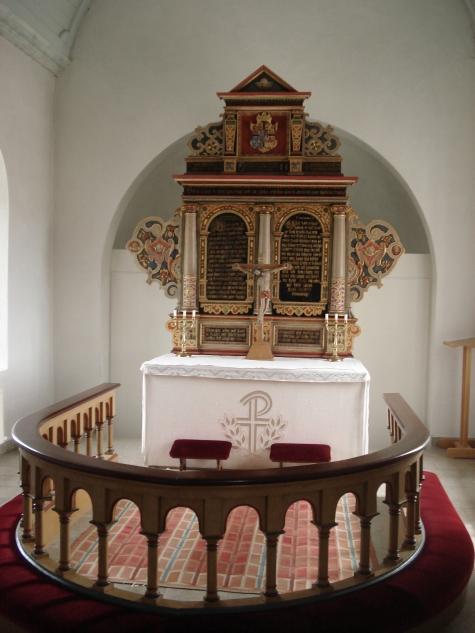 13 .ÖSTRABY kyrka Skane center phto Carl -Johan Ivarsson KK