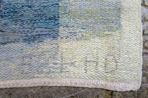 26fors-kyrka-4 from Textila inslag Birgitta Hagnell-Linden