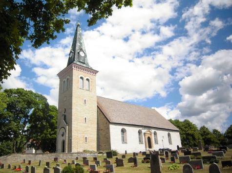 8.Askers kyrka Bertil Mattesson uploaded by Barbro Thörn KK
